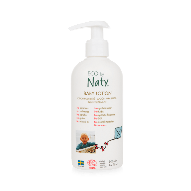 Baba bőrápoló - Naty