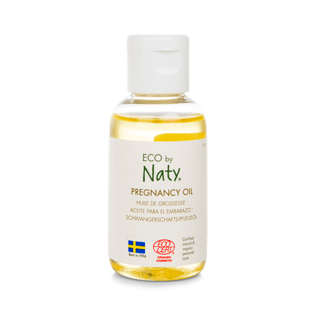 Terhességi olaj - Naty