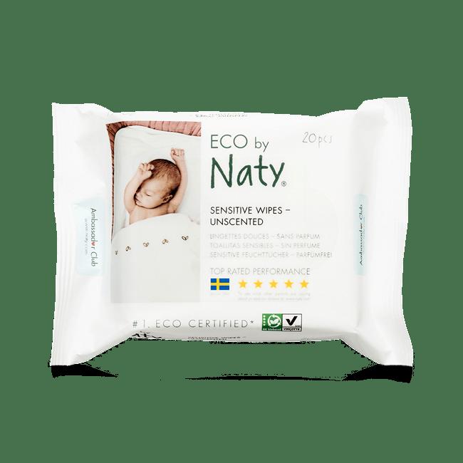 Utazó törlőkendő - Naty