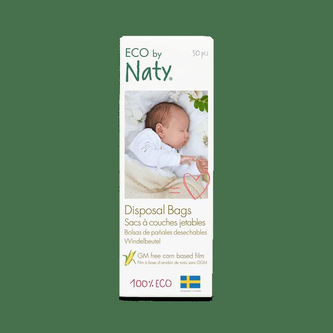 Lebomló pelenka gyűjtőzacskó - Naty
