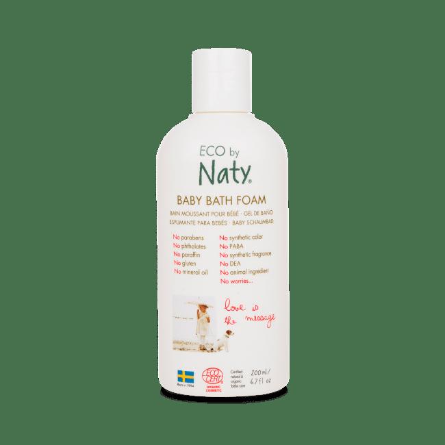 Baba Habfürdő Aloe Verával - Naty