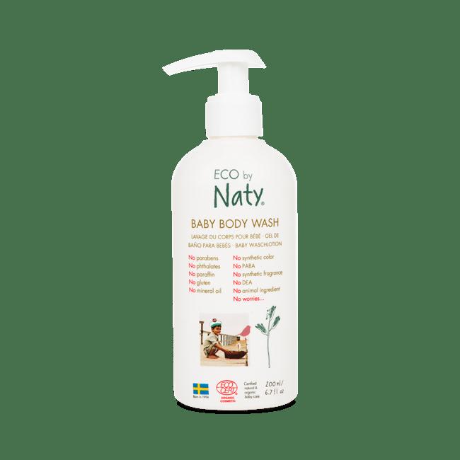 Babafürdető Aloe Verával - Naty