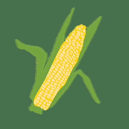 GMO-mentes kukorica alapú réteg