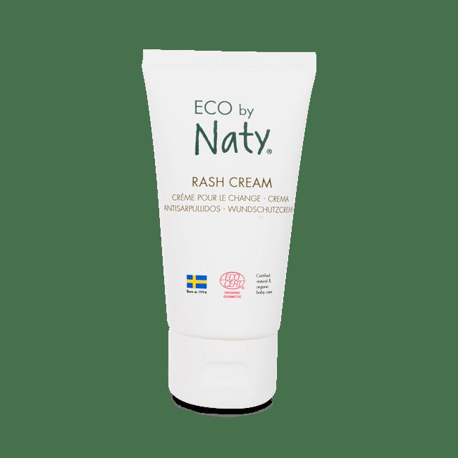 Popsikrém pelenkakiütés ellen Aloe Verával - Naty